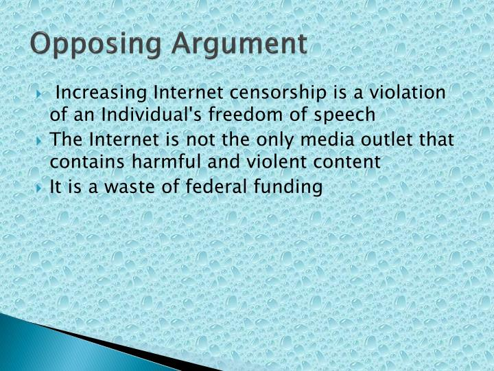 internet censorship ppt To assure the open development, evolution and use of the internet for the benefit   around misuse of the internet, censorship, intellectual property issues, etc.