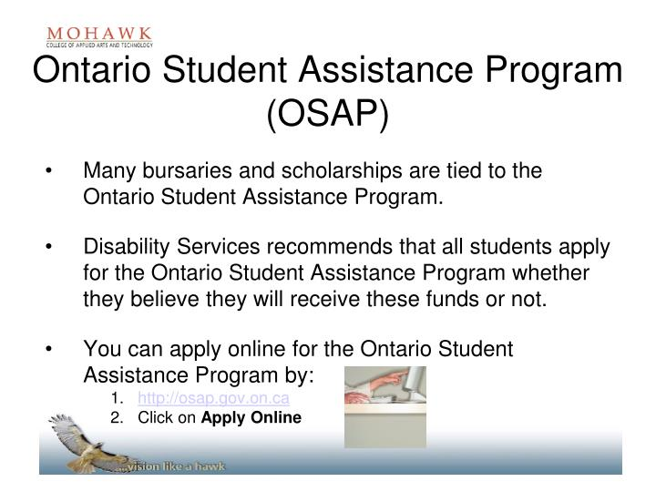 Ontario Student Assistance Program