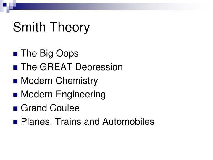 Smith Theory