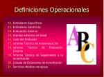 definiciones operacionales1