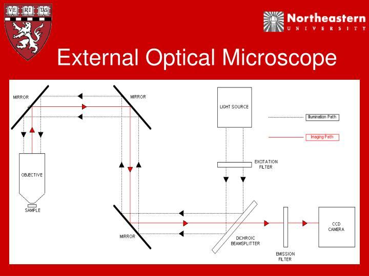 External Optical Microscope