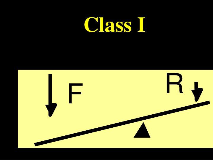 Class I