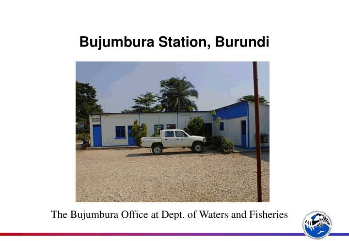 Bujumbura Station, Burundi