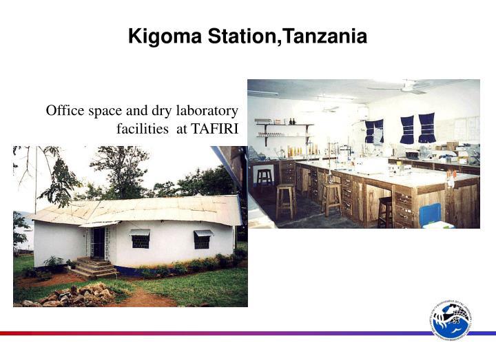 Kigoma Station,Tanzania