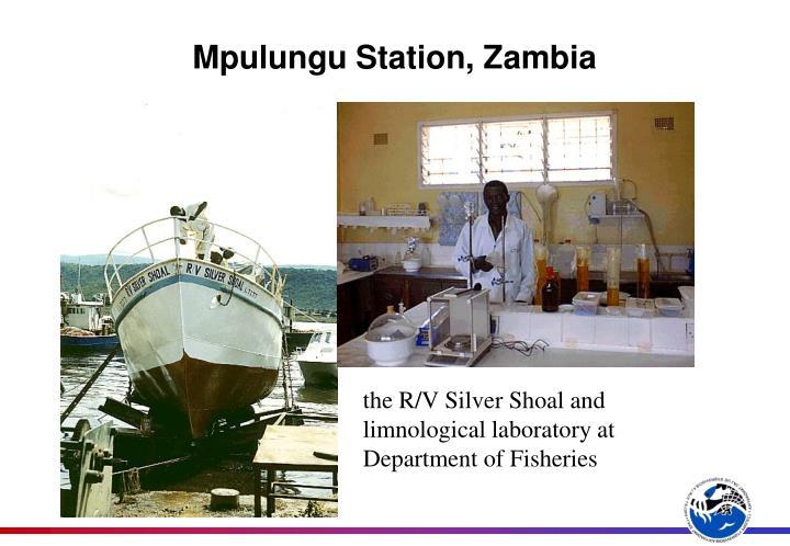Mpulungu Station, Zambia