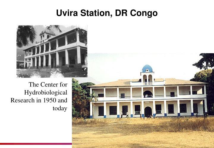 Uvira Station, DR Congo
