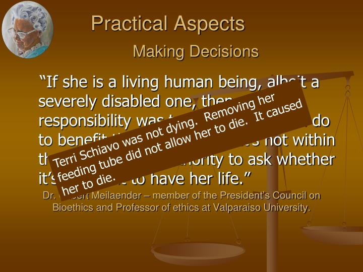 Practical Aspects