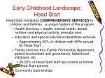 early childhood landscape head start2