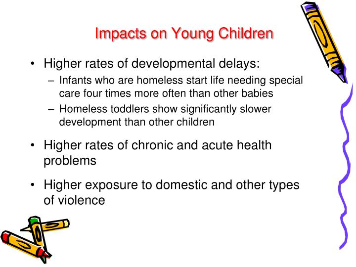 Impacts on Young Children