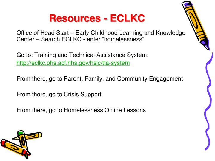 Resources - ECLKC