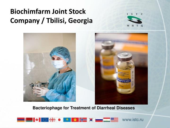 Biochimfarm Joint Stock