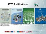 istc publications