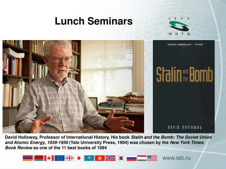 Lunch Seminars
