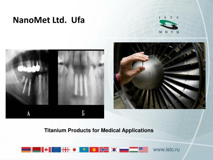 NanoMet Ltd.