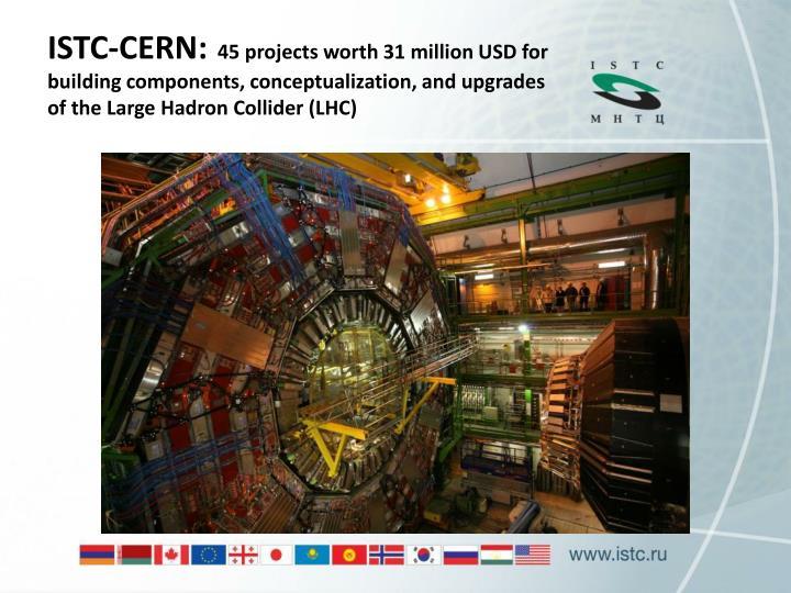 ISTC-CERN: