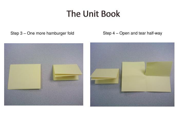 The Unit Book