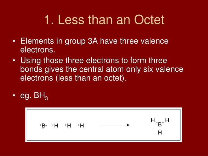 1. Less than an Octet