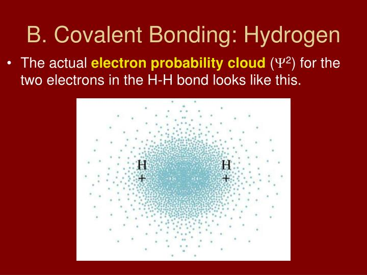 B. Covalent Bonding: Hydrogen