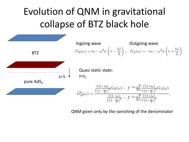 Evolution of QNM in gravitational collapse of BTZ black hole