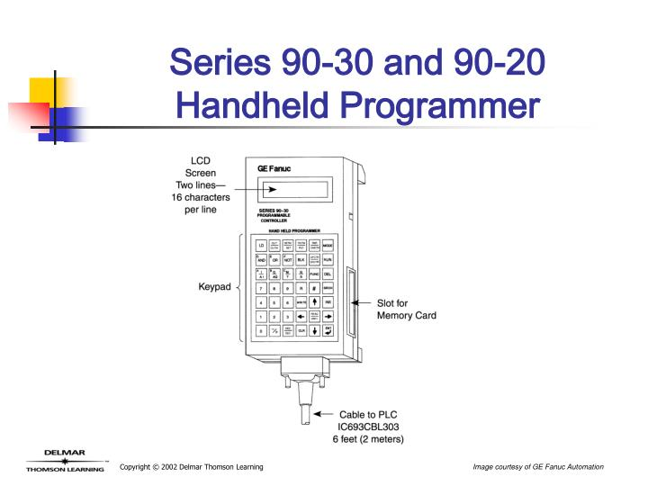 Series 90-30 and 90-20