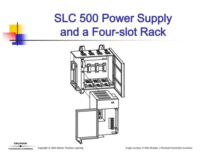 SLC 500 Power Supply