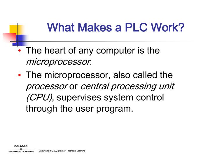 What Makes a PLC Work?