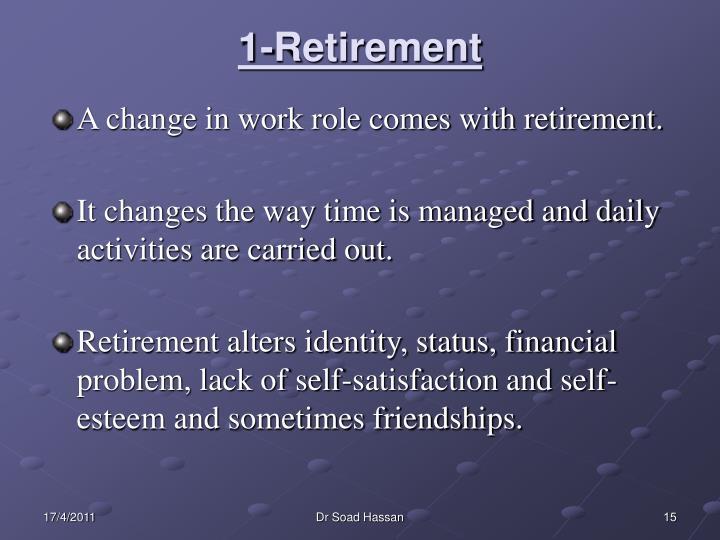 1-Retirement