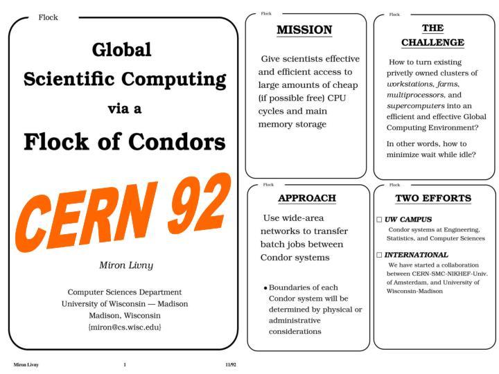 CERN 92