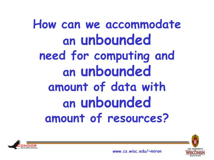 How can we accommodate
