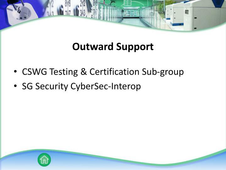 Outward Support