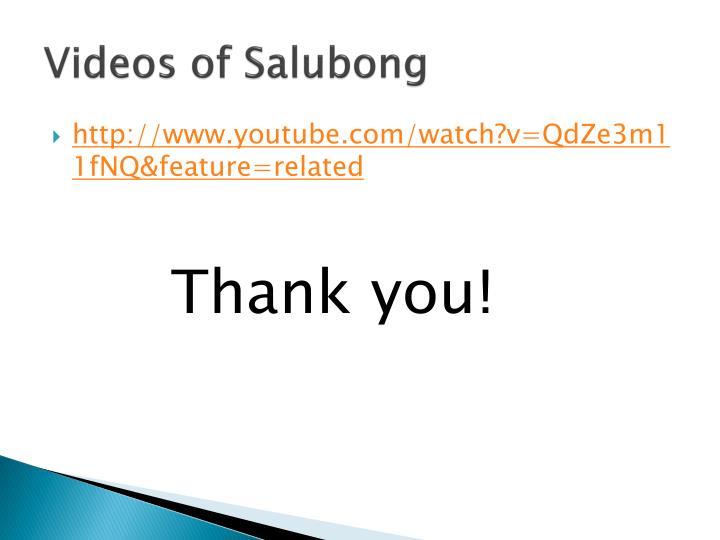 Videos of