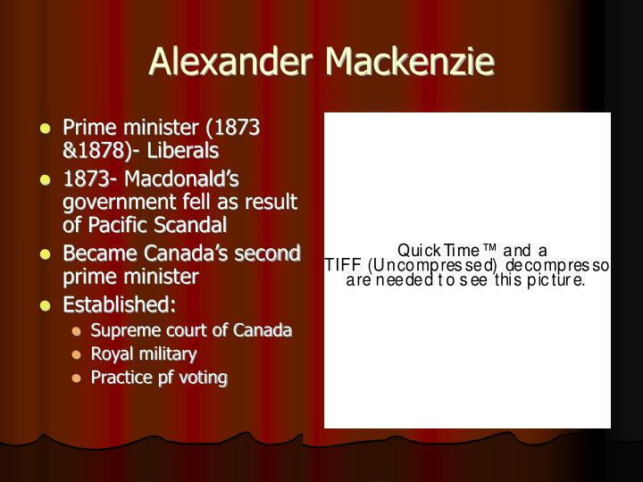 Prime minister (1873 &1878)- Liberals