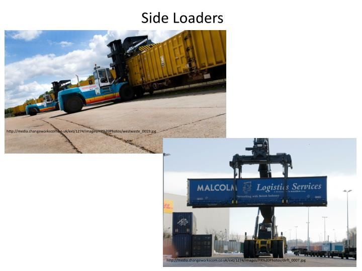 Side Loaders