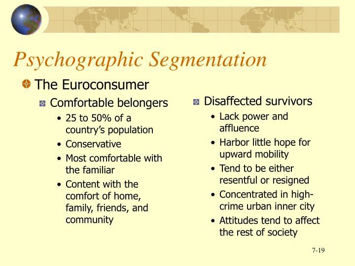 The Euroconsumer