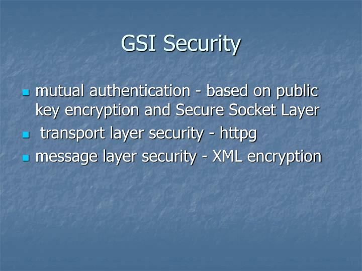 GSI Security