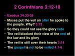 2 corinthians 3 12 18