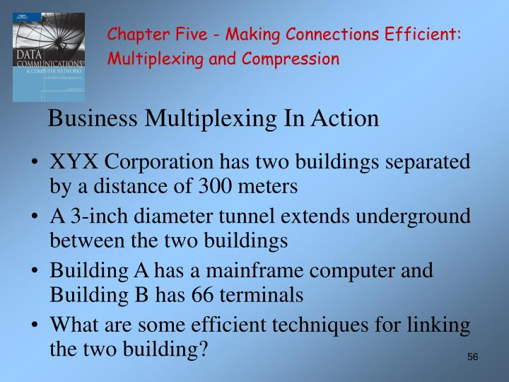 Business Multiplexing In Action