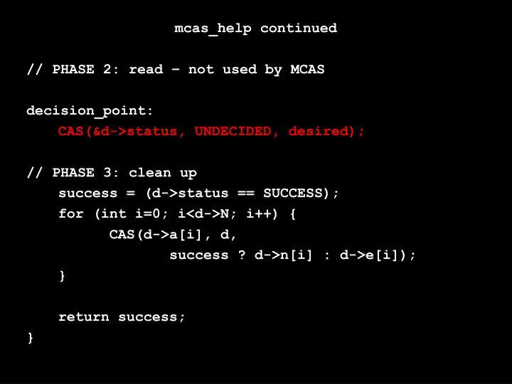 mcas_help continued