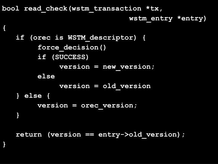 bool read_check(wstm_transaction *tx,