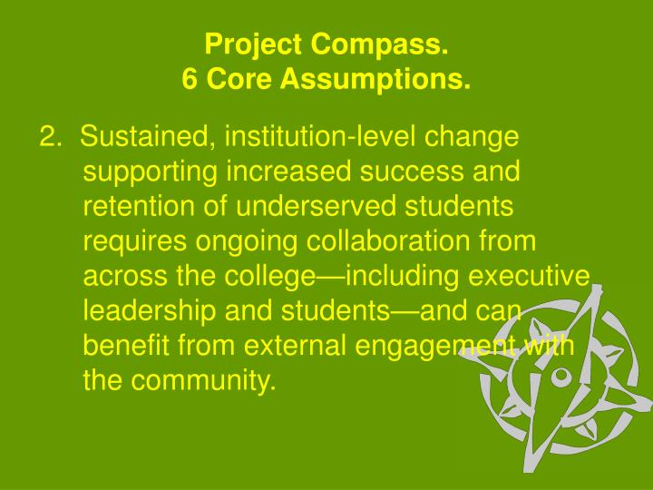 Project Compass.