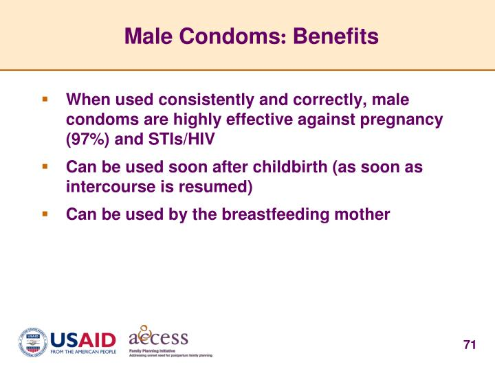 Male Condoms