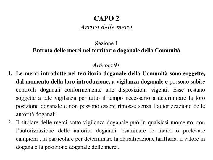 CAPO 2