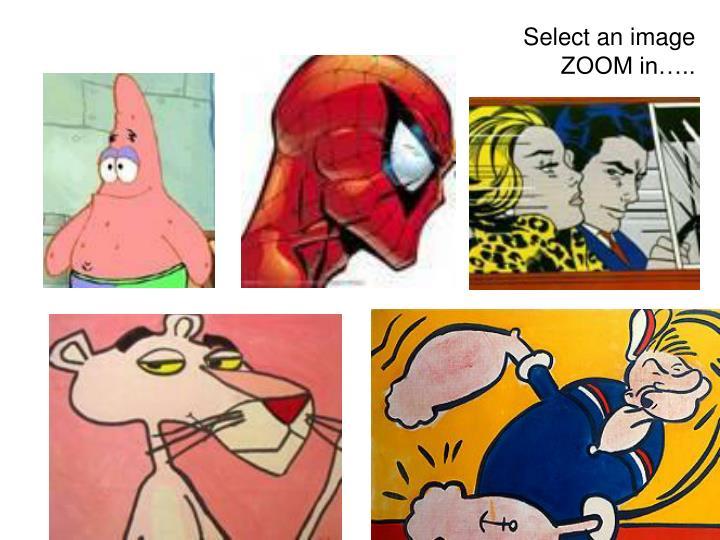 Select an image