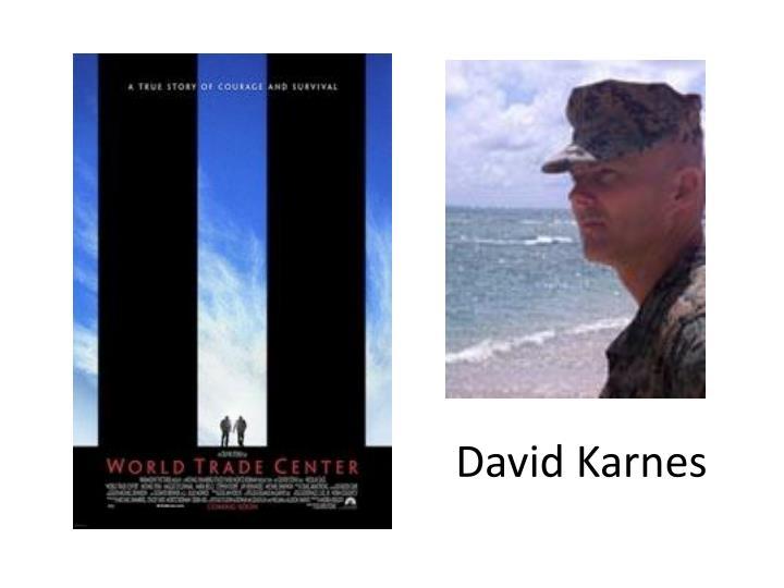 David Karnes