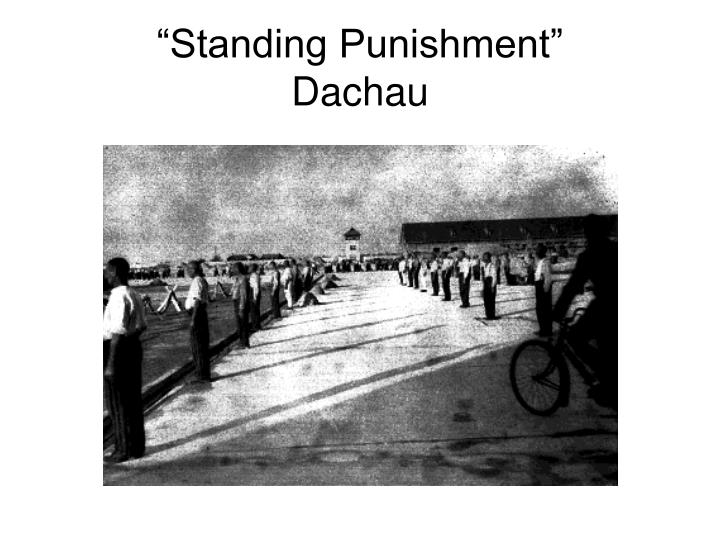 """Standing Punishment"""