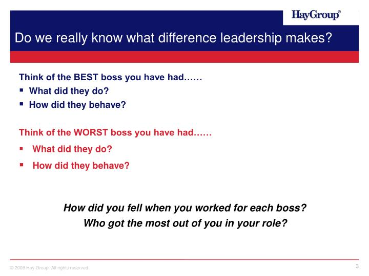 Do we really know what difference leadership makes?