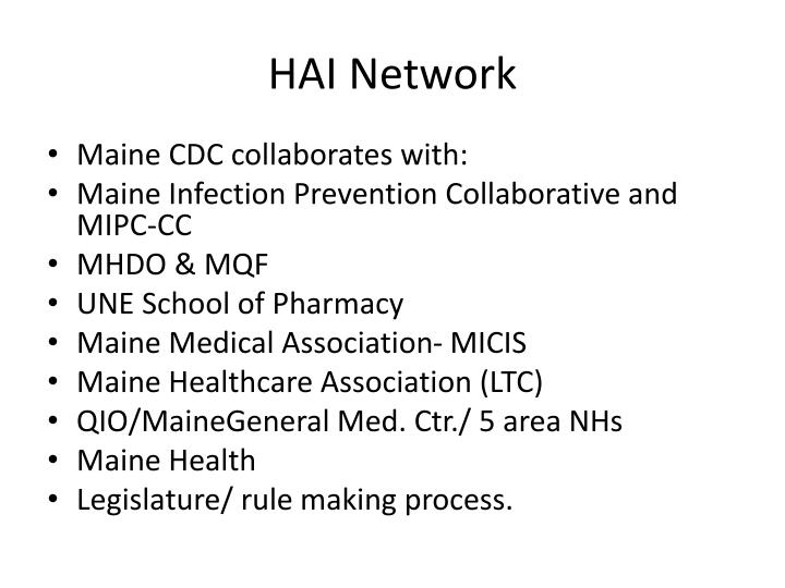HAI Network