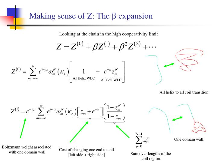 Making sense of Z: The
