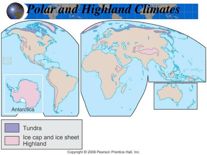 Polar and Highland Climates
