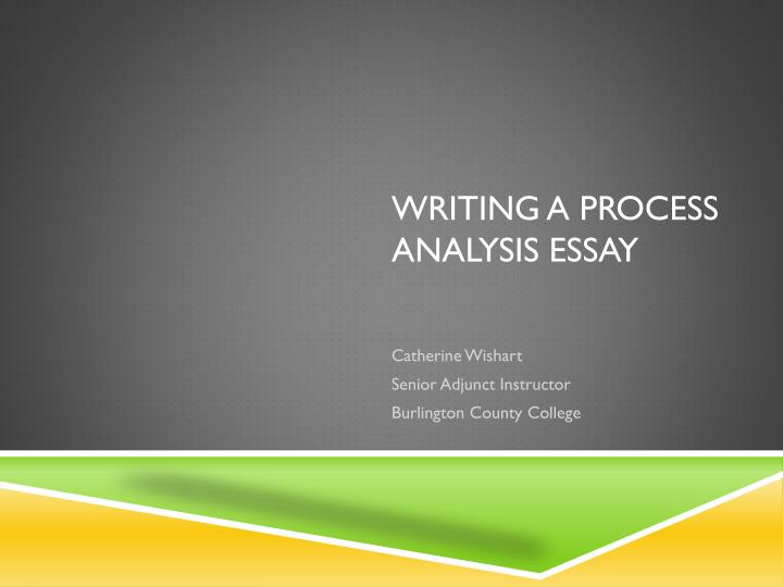 Process Analysis Essay Writing Tips and Tricks for All